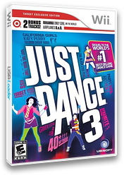 download Just Dance 3 Target Exclusive Edition NTSC [WBFS]