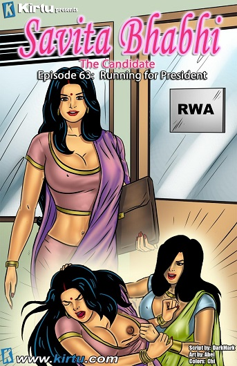 Savita Bhabhi - Episode 63 - The Candidate - Running For President