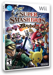 download Super Smash Bros Brawl NTSC [WBFS]