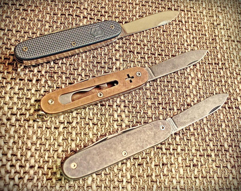 Show Us Your Swiss Army Knife Sak Page 11 Edc