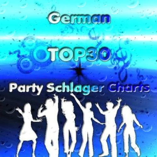 German Top-30 Party Schlager Charts 28 03 2016