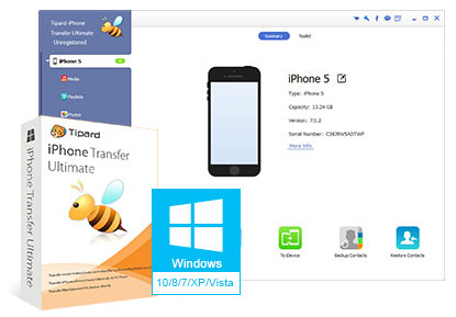 download Tipard.Studio.iPhone.Transfer.Ultimate.v8.2.6.for.MacOSX-BEAN