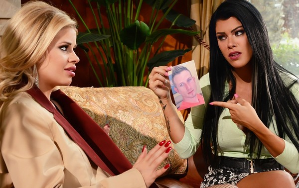 Jessa Rhodes, Peta Jensen - To Catch A Cheat 27.03.16