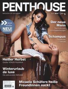 Penthouse Germany 2015 December - 2016 January