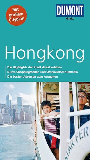 Dumont - Direkt-Reiseführer - Honkong