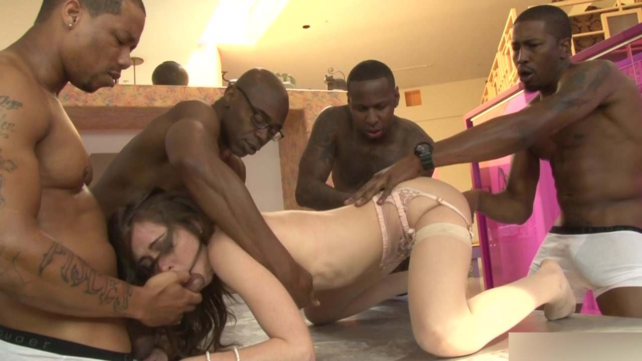 Riley Reid - Blacked Out 5, Scene 2 27.03.16. Cover