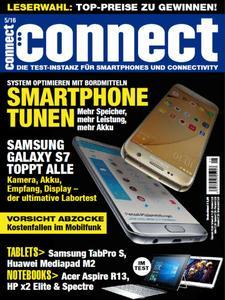 Connect Magazin fuer Telekommunikation Mai Nr 05 2016