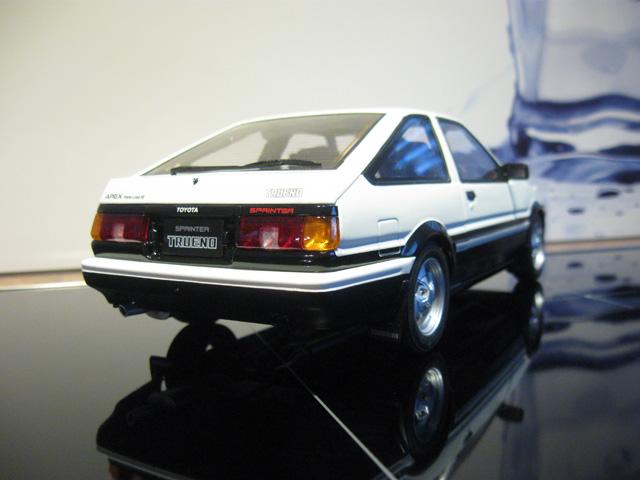 1 18 Toyota Trueno Modelcarforum