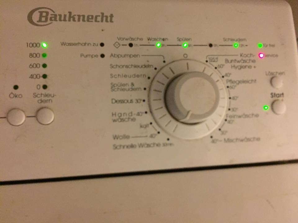 Bauknecht 30sd bauknecht wat care 30 sd service leuchte leuc