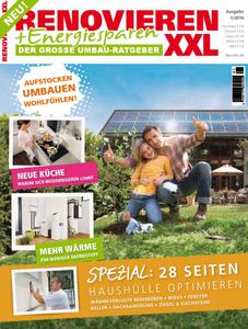 Renovieren und Energiesparen - Nr 1 2016
