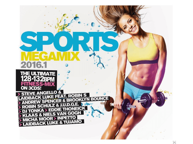 Va-Sports Megamix 2016.1-3Cd-2016-VoiCe