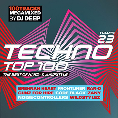 Va-Techno Top 100 Vol.23-2Cd-2016-VoiCe