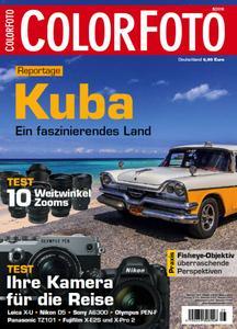 Colorfoto Magazin Mai Nr 05 2016