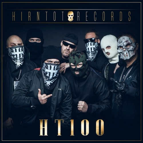 Hirntot Records - HT100 (Gold Edition) (2016)
