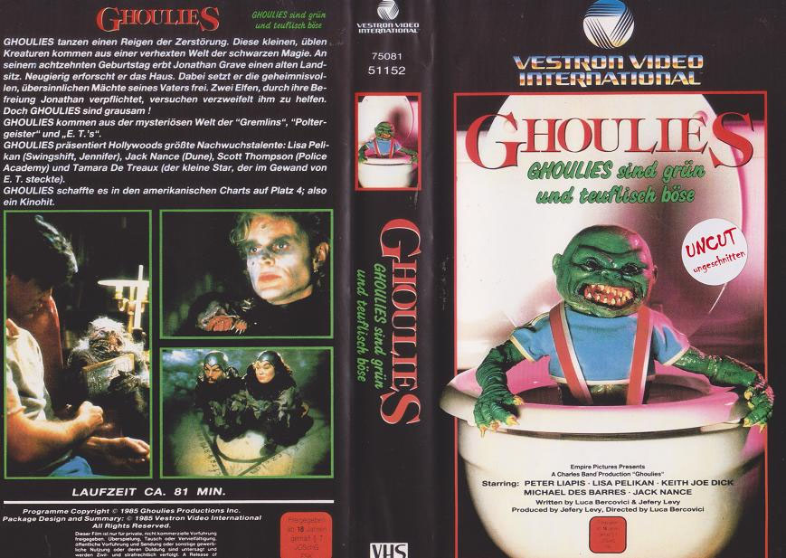 vhs 2 stream german uncut
