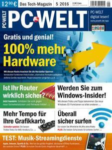 Pc-Welt Mai 2016