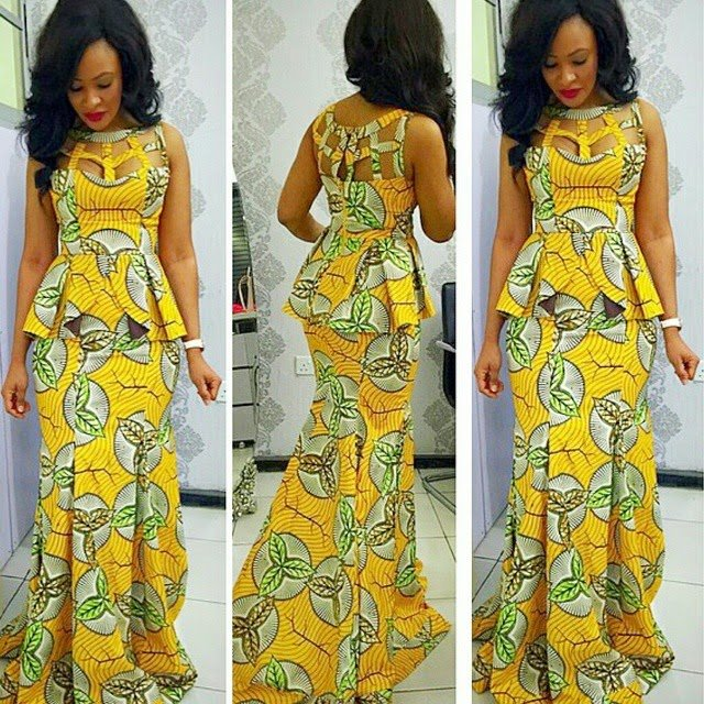Latest Ankara Styles For Ladies in Nigeria 2016. african fashion ...