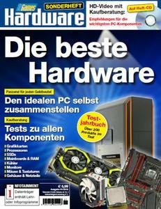 Pc Games Hardware Magazin - Sonderheft Die beste Hardware 04-2016