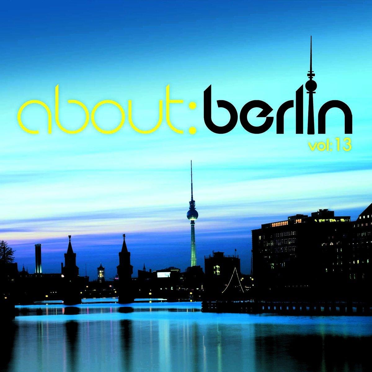 Va-About Berlin Vol 13-2Cd-2016-VoiCe