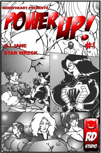 Reddyheart - Powerup 1-5