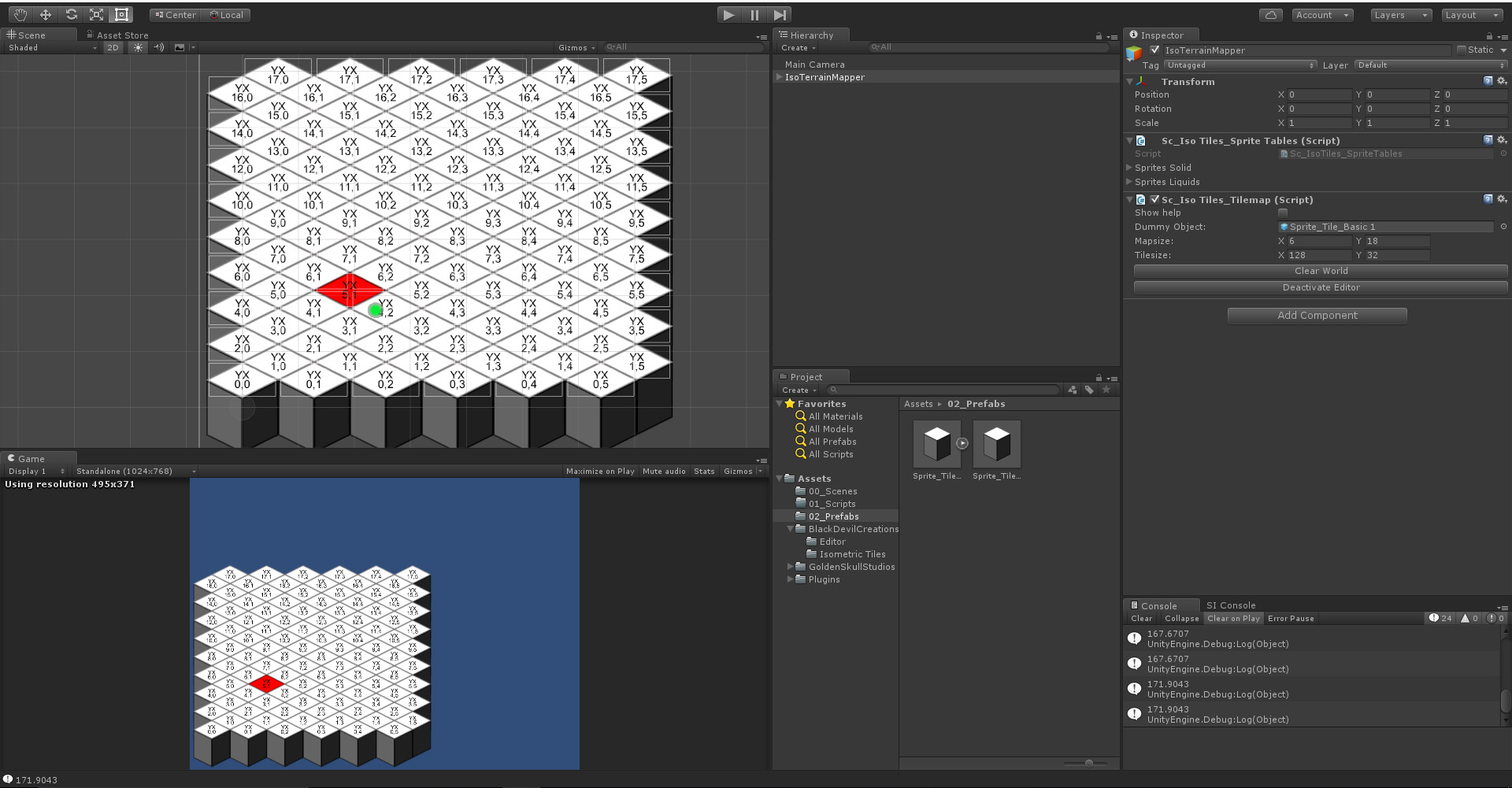HELP!! Great problem with Iso Grid -> Tilemap - Unity Forum