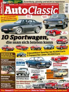 Auto Classic - Mai-Juni 2016