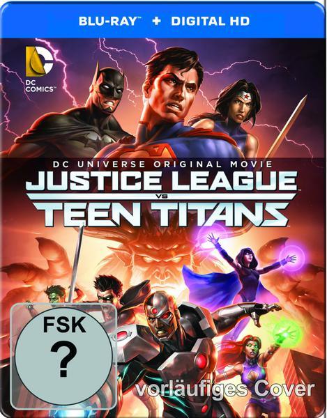 download Justice League vs Teen Titans
