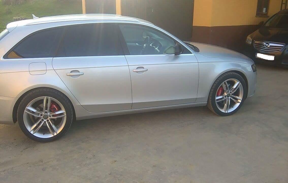 Audi A4 B8 Jakie Opony Pasują Do Tego Auta Opony Audi A4