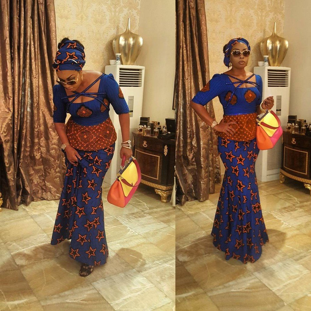 Latest Fashion 2016 African Trendy Dresses Fashion Qe