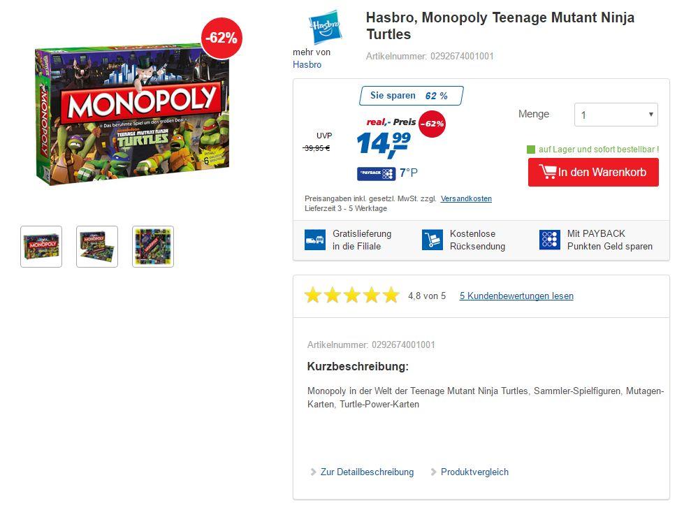monopoly spielregel