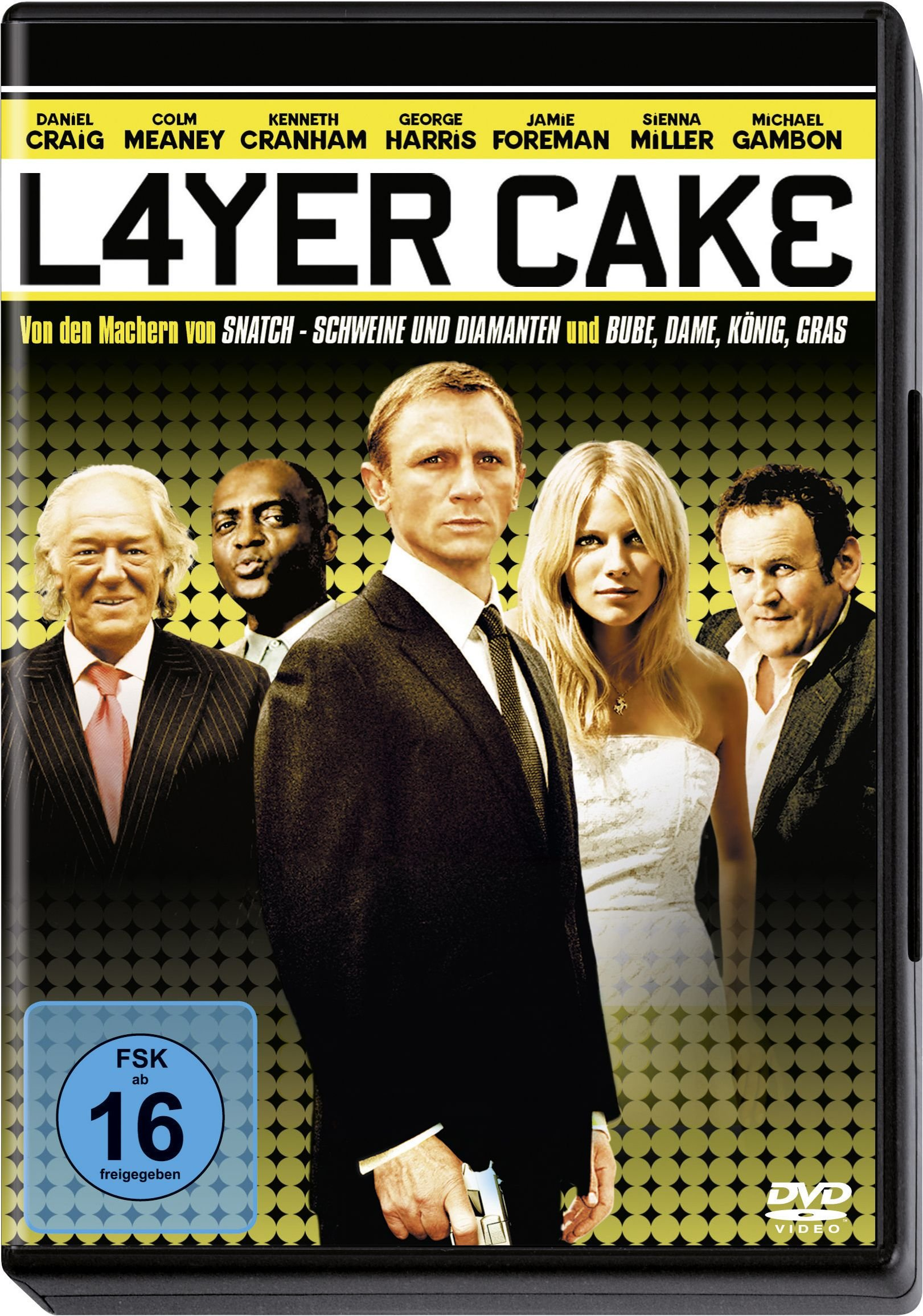 Layer Cake Stream German