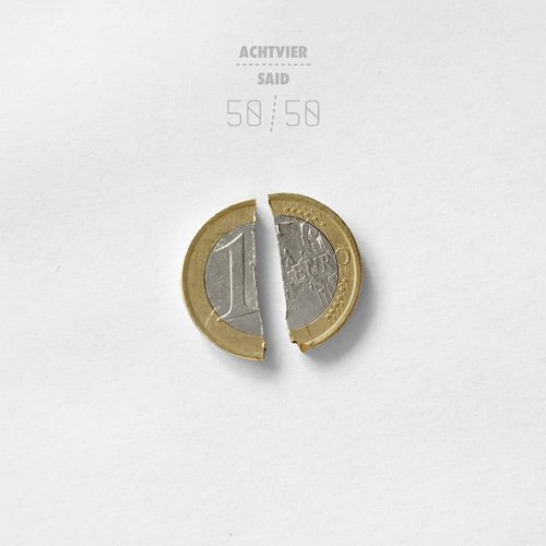 Achtvier & Said - 50/50 (Deluxe Edition) (2016)