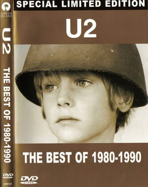 U2 - The Best Of 1980-1990 (2002) DVD9