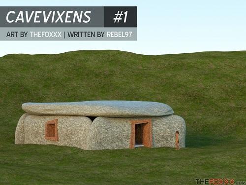 TheFoxxx - Cavevixens 1