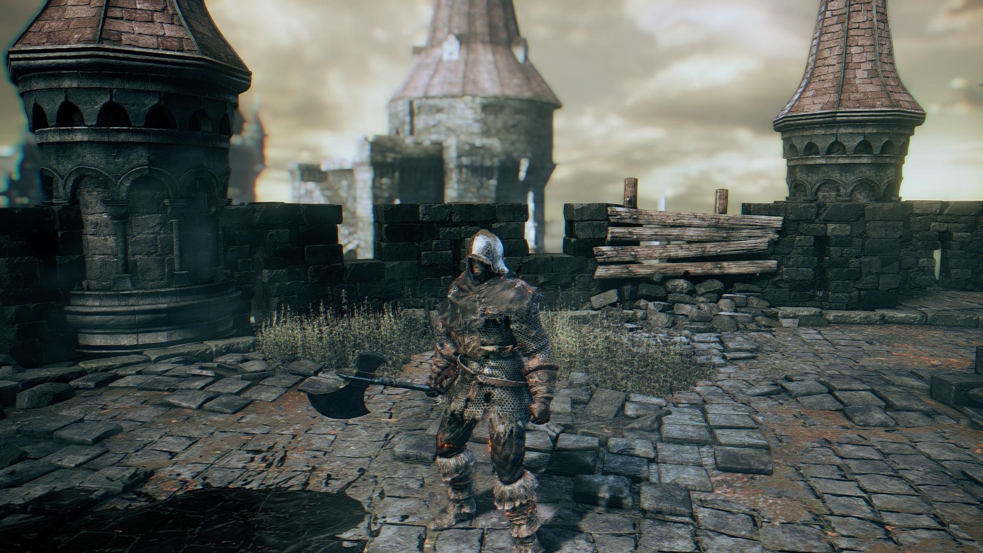 ENBSeries • View topic - Dark Souls III + My Reshade Preset