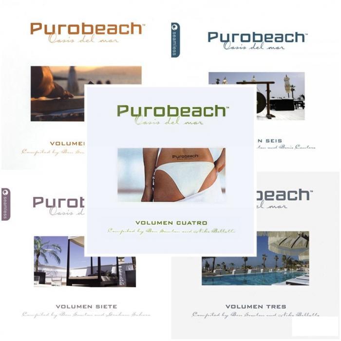 Purobeach Oasis Del Mar Discography 2005 2013