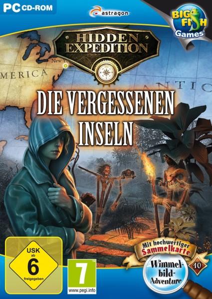 download Hidden Expedition - Die vergessenen Inseln - Sammleredition