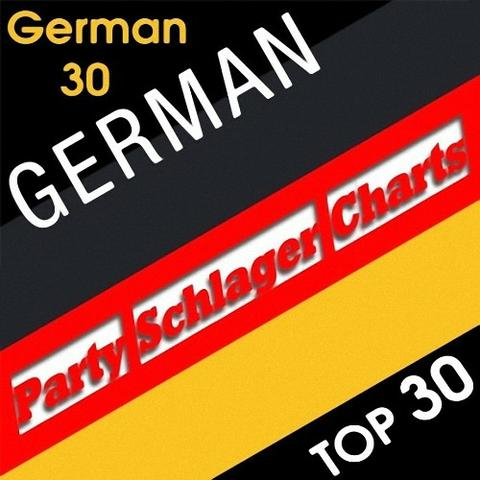 German Top-30 Party Schlager Charts 18 04 2016