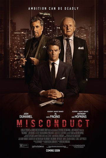 Misconduct 2016 [FRENCH] [BDRiP]