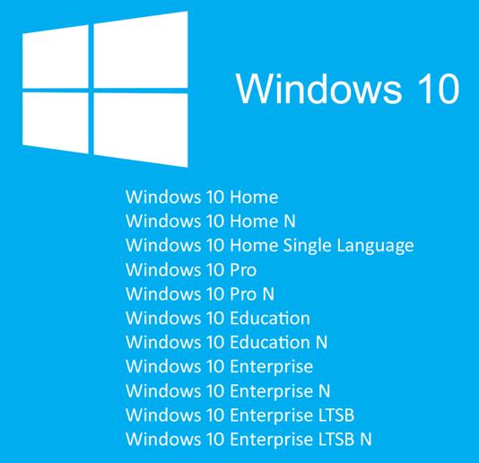 download Windows 10 AiO April 2015 Deutsch x64