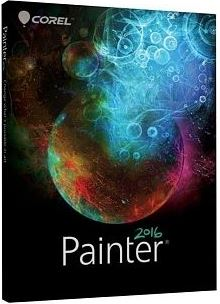 download COREL PAINTER V.2016-XFORCE