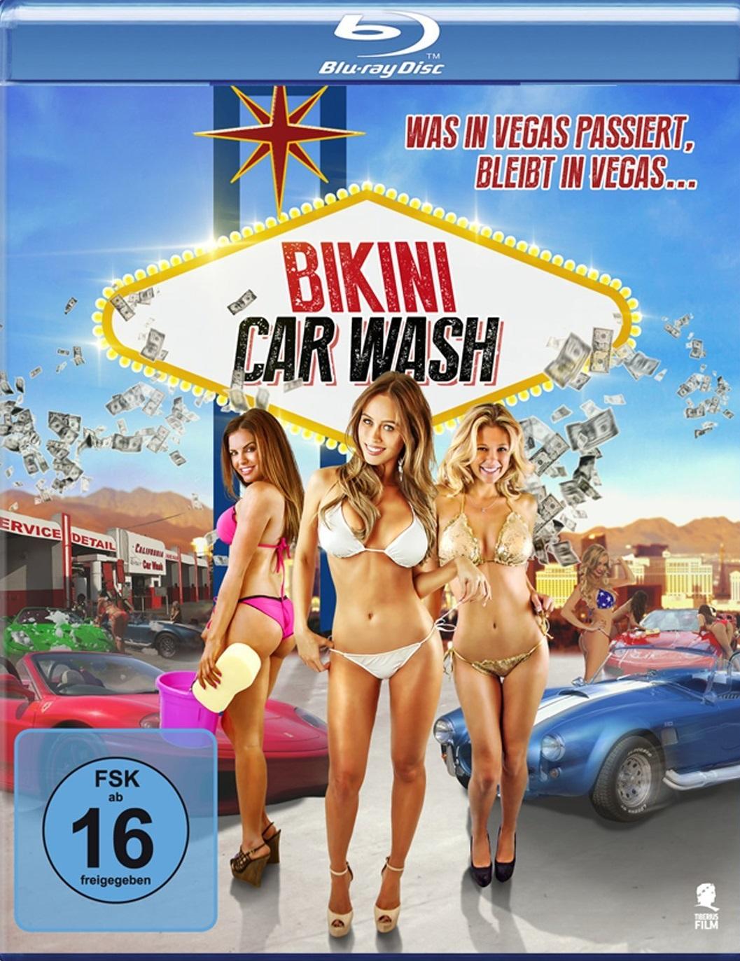The Bikini Carwash Company 1992 Full