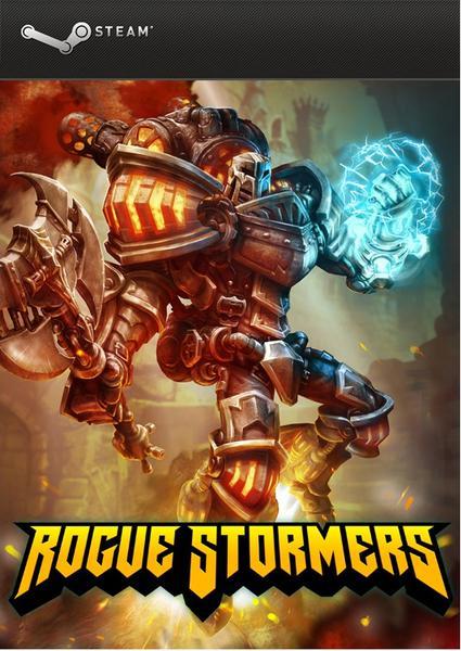 Rogue Stormers – CODEX