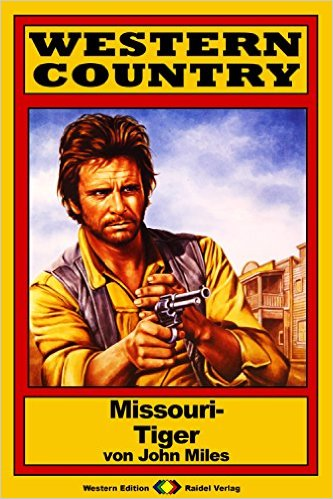 Western Country 169 - Missouri-Tiger - Miles, John