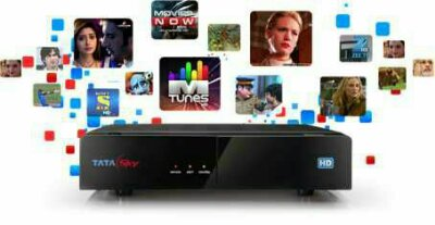 Tata Sky Offering HD Pack