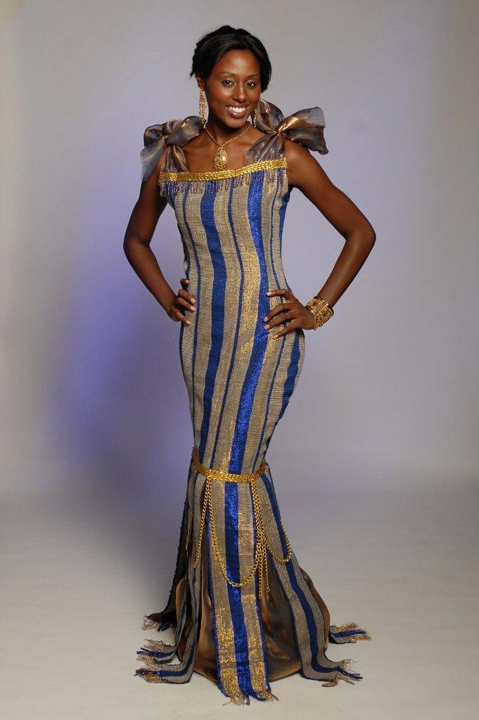 2016 African Shweshwe Modern Dresses Fashion Qe