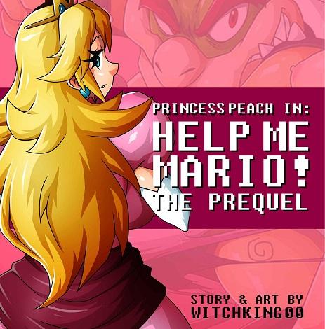 Witchking00 - Princess Peach - Help Me Mario! - The Prequel
