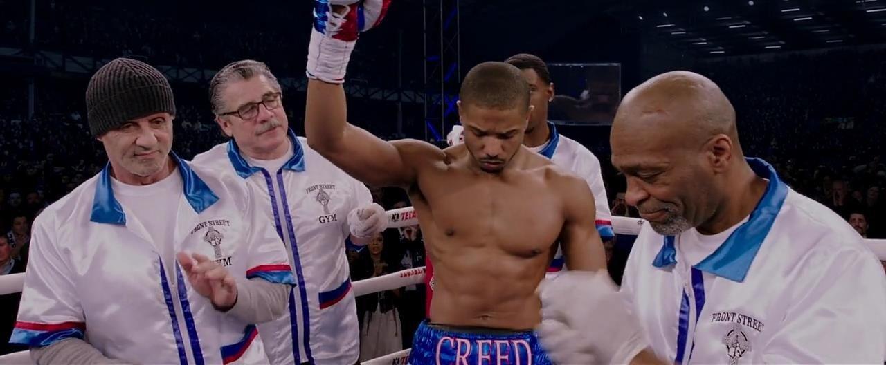 Rocky 7 Creed: Efsanenin Doğuşu ( 2015 ) REMUX BluRay 1080p AVC DUAL DTS-HD MA 7 Tek Link