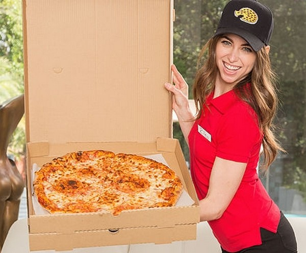 Riley Reid - Pizza That Ass 13.04.2016 Cover