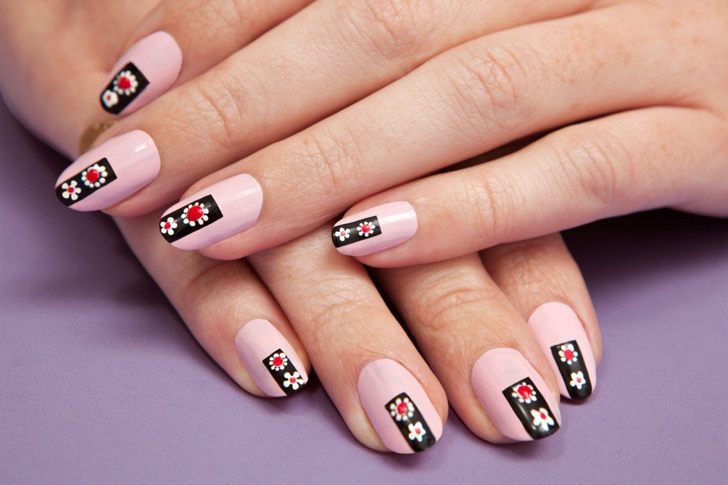 Easy DIY Nail Art Tutorials 2017 trends | Fashion Qe